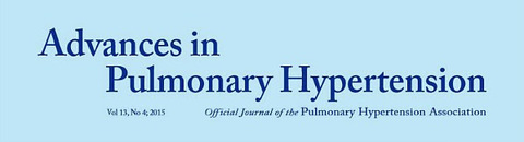 Advances in Pulmonary Hypertension